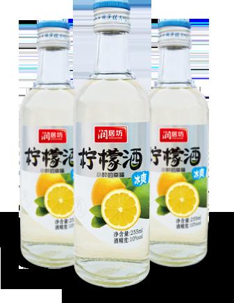潤居坊檸檬酒