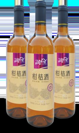 潤居坊柑桔酒